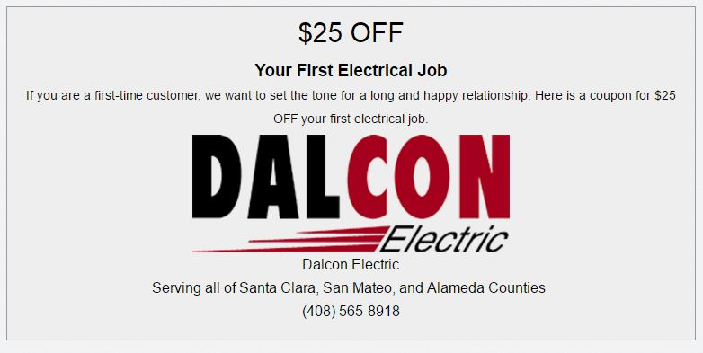 $25 OFF your first Electrical Job