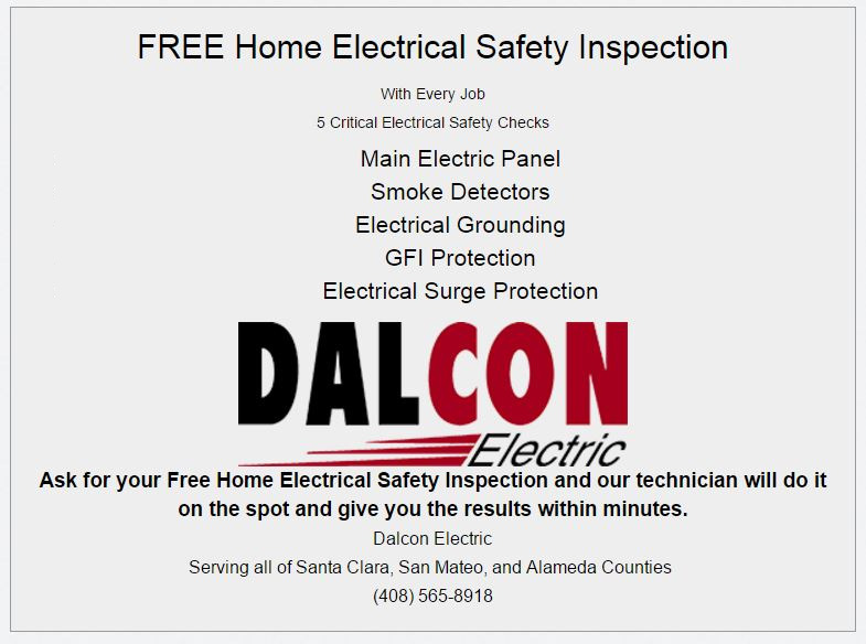 FreeHome Electrical Safety Inspection